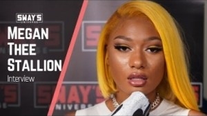 """Megan Thee Stallion Talks """"fever,"""" Influences & More On Sway In The Morning"""